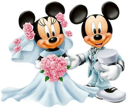 Mickey - Minni et mickey ...